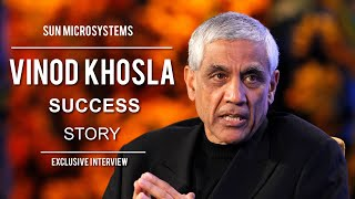 Download Vinod Khosla interview - co-founder of Sun Microsystems Video