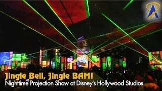 Download Full Jingle Bell, Jingle BAM! Show at Disney's Hollywood Studios Video
