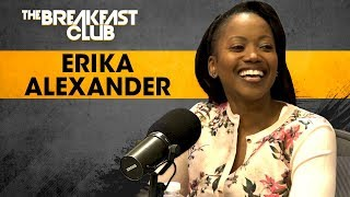 Download Erika Alexander On Reviving Good Black Characters, Working With Bill Cosby, Her Parents + More Video