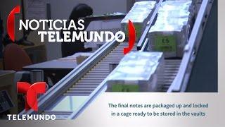 Download ¿Un billete de plástico? | Noticias | Noticias Telemundo Video