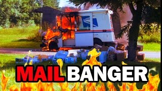 Download Rob Gets Glitter Bombed - MailBanger Video