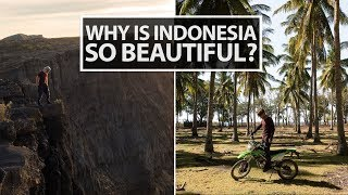 Download MOTORBIKING AROUND SUMBAWA 🇮🇩(Indonesia's Undiscovered Paradise Island) Video