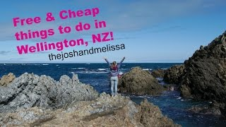 Download 6 FREE or CHEAP things to do in WELLINGTON NEW ZEALAND! Video
