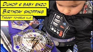 Download Duhop BABY ENZO BIRTHDAY SHOPPING VLOG Video