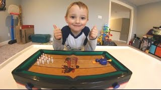Download FATHER SON MINI BOWLING! (and More!) Video