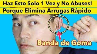 Download Coloca Una BANDA DE GOMA en la Oreja y Mira lo que sucede! - Elimina arrugas y Adelgaza el Rostro Video