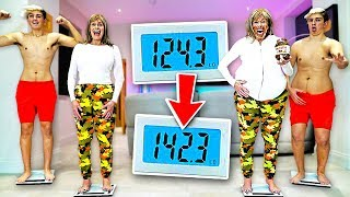 Download Who can GAIN the MOST WEIGHT in 24 Hours - Challenge Video