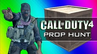 Download Call of Duty 4: Prop Hunt Funny Moments - Home Alone Rated R, Scanning for Retards (CoD4 Mod) Video