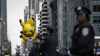 Download Security tightens for NYC Thanksgiving parade Video