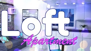 Download DIY - How to Make: Doll Loft Apartment PLUS Working Light Fixture Video