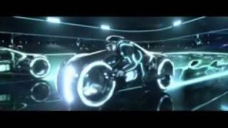 Download Tron Legacy Lightbike Scene Video