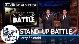 Download Stand-Up Battle with Jerry Seinfeld Video