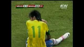 Download Mexico vs Brasil 2-0 Mexico vence a Brasil en partido amistoso 2012 Video