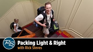 Download Packing Light & Right with Rick Steves Video