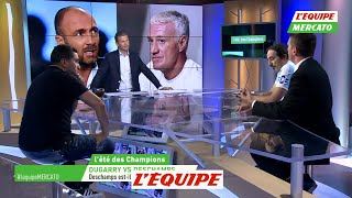 Download Dugarry vs Deschamps - Foot - Bleus Video