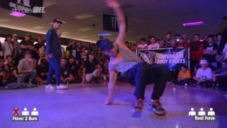 Download Flavor 2 Burn vs Rock Force (Semifinals) ► .stance x UDEFtour.org ◄ SEC 23rd Anniversary Video