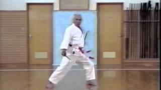Download Incredible Kusari Kama Kobudo - Expert in Shorinkan Shorin Ryu Karate - Student of Shugoro Nakazato Video