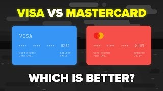 Download Visa vs Mastercard - How Do They Compare? (Credit Card Comparison) Video