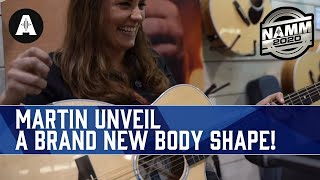 Download Martin Change The Acoustic Guitar World With Their Brand New Body Shape! - NAMM 2020 Video