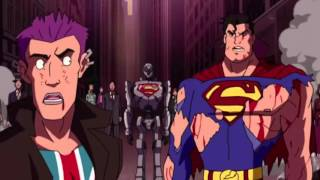 Download Superman Vs the Elite end scene Video