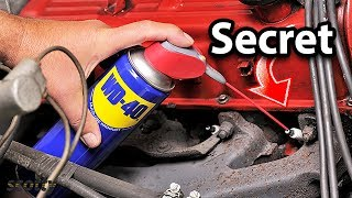 Download Doing This With WD-40 Will Save You Thousands in Car Repairs Video