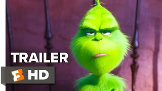 Download The Grinch Trailer #1 (2018) | Movieclips Trailers Video