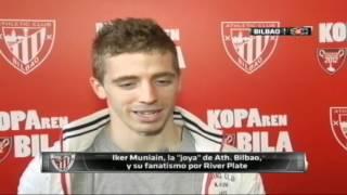 Download Iker Muniain y su fanatismo por River Plate Video