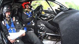 Download Rally Rzeszow 2017 - Østberg Vs Steering Wheel Video