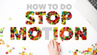 Download How to Do Stop Motion Photography Video