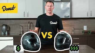 Download $50 Racing Helmet vs $150 Racing Helmet | Science Garage Video