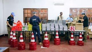 Download La police reçoit du matériel pour les accidents de circulation Video