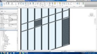 Download Revit Tips - Easy Louver Window Making Video