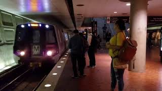Download WMATA:Metrorail Rush Hour Action 9/15/2017 Video