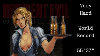 Download Resident Evil Outbreak - Very Hard Lone Wolf Speedrun - 55'27″ [World Record] Video