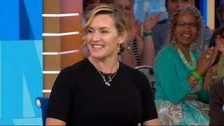 Download Kate Winslet admits she and Leonardo DiCaprio quote 'Titanic' lines to each other Video