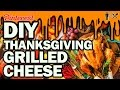 Download DIY ThanksGiving Grilled Cheese - Man Vs Din Video