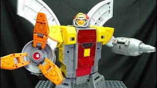 Download FansToys TERMINUS GIGANTICUS (Masterpiece Omega Supreme): EmGo's Transformers Reviews N' Stuff Video