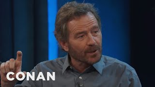 Download Bryan Cranston Doesn't Think Walter White Is Dead - CONAN on TBS Video