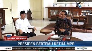 Download Zulkifli Hasan Temui Jokowi di Istana Bogor Video