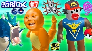 Download ROBLOX RAGE #7: POKEMON GO KISSER!! WILD GYARADOS!!! w/ Chase & Duddy (FGTEEV Gameplay) Video