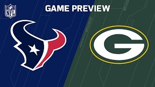 Download Texans vs. Packers (Week 13 Preview) | Around the NFL Podcast | NFL Video