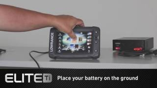 Download How to Use Elite Ti Touchscreen Out of Water Video