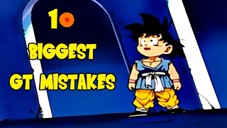 Download 10 Mistakes In Dragon Ball GT Video