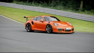Download Behind the wheel of the 911 GT3 RS with Walter Röhrl Video