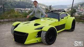 Download BONKERS DONKERS! The Donkervoort D8 GTO RS is Faster than my 675LT! Video