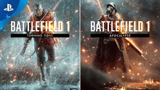 Download Road to Battlefield 5: Turning Tides and Apocalypse Giveaway Trailer   PS4 Video