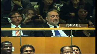 Download UN general assembly votes on Palestine Video