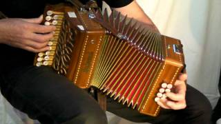 Download My Lord Cutts' Delight / The Cotillion - Anahata, melodeon Video