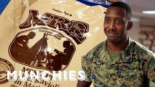 Download How-to Eat Like a Marine in the Field Video