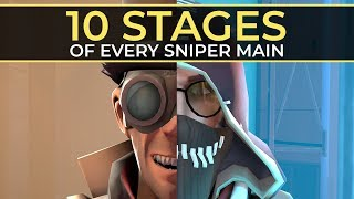 Download The 10 Stages of Every Sniper Main Video